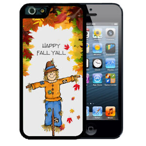 Personalized-Rubber-Case-for-iPhone-11-Pro-Xr-Xs-X-Max-8-7-6-Fall-Scare-Crow