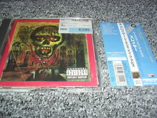 SLAYER -SEASONS IN THE ABYSS- AWESOME CLASSIC THRASH METAL JAPANESE PRESS DEATH