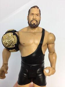 WWE-Big-Show-With-Belt-Wrestling-Action-Figure-Mattel