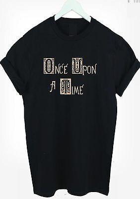 Once upon a time Storybrooke  t-shirt shirt tee unisex mens womens hook