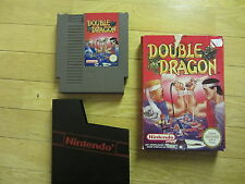 DOUBLE DRAGON         -----   pour NINTENDO NES