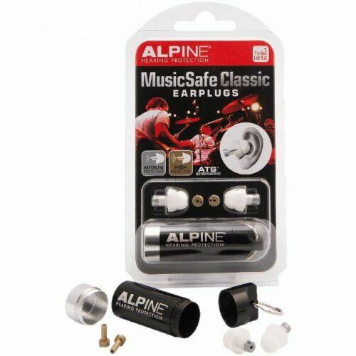 Alpine MusicSafe Clásico Sistema de Protección Auditiva Tapones para los oídos