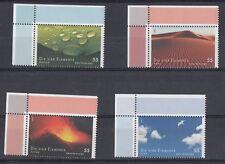Germania/Germany 2011 I quattro elementi 2684-87 Mnh