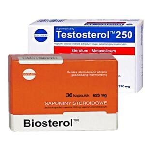 TESTOSTEROL-250-BIOSTEROL-Testosteron-Booster-60-Kaps-Probolan-Testo-Anabole
