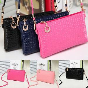 Women-039-s-Fashion-Leather-Satchel-Handbag-Shoulder-Bags-Purse-Messenger-Hobo-Bag