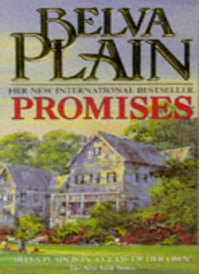 Promises By  Belva Plain. 9780340658130