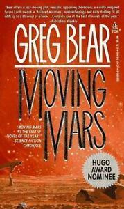 Details about Moving Mars: A Novel by Bear, Greg | Paperback | Nebula Award  Winner |