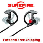 Surefire EarPro Ear Plugs EP3 Sonic Defenders Hearing Protection Black Medium