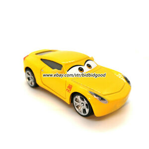 Disney Pixar Movie Cars 3 Cruz Ramirez Rare 1 55 Diecast Model