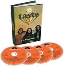 Taste-I'll Remember  CD / Box Set NEW