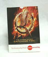 Popcorn Bags Hunger Games Catching Fire Theater 130 Oz Lot Of 50 S6379
