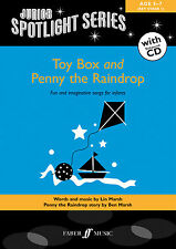Toy Box And Penny The Raindrop Musicals School Musical FABER Music BOOK & CD