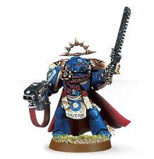 Warhammer 40000 48-05 Space Marine Commander 1 x Mini Figures Kit T48 Post