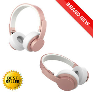 Urbanista Seattle Wireless Bluetooth Hands Free Headphones In Rose