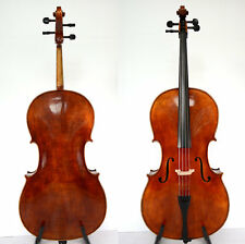 Fabulous Cello Stradivari 1712 Davidov Cello Model Oil Varnish