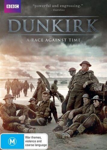 1 of 1 - Dunkirk (DVD, M15+, 2017) Tom Hardy