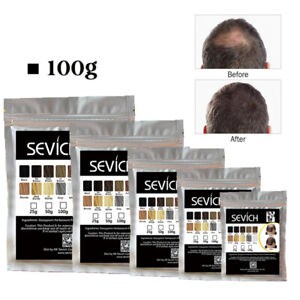 Sevich-Refill-Hair-Fibers-Keratin-Building-Thickening-100g-Pack-Fibre-Loss-Care