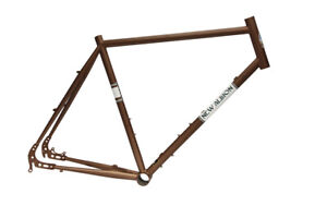 New-Albion-Drake-Touring-Road-Bike-Frame-54cm-Medium-650B-27-5-034-Disc-Tange-Steel