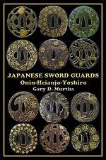 2016 English Tsuba Book ONIN HEIANJO YOSHIRO Japanese Samurai Sword Guards