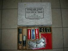 Vintage Marx Stream Line Steam Type Electrical Train Set - Remote Control #5850