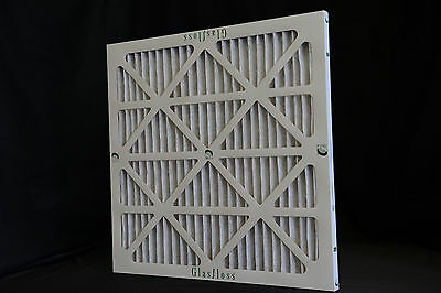 Case of 12 Glasfloss Industries ZLP1530K1 Z-Line Series ZL MERV 10 Pleated Filter