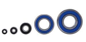 Bearing 6203 2RS, 17/40 x 12mm, SPN: 31-22-6203