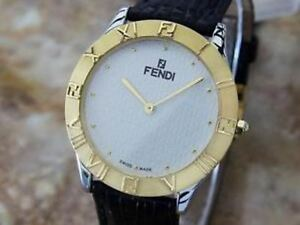 più recente f9752 bed47 Details about Fendi Orologi Womens Watch REDUCED