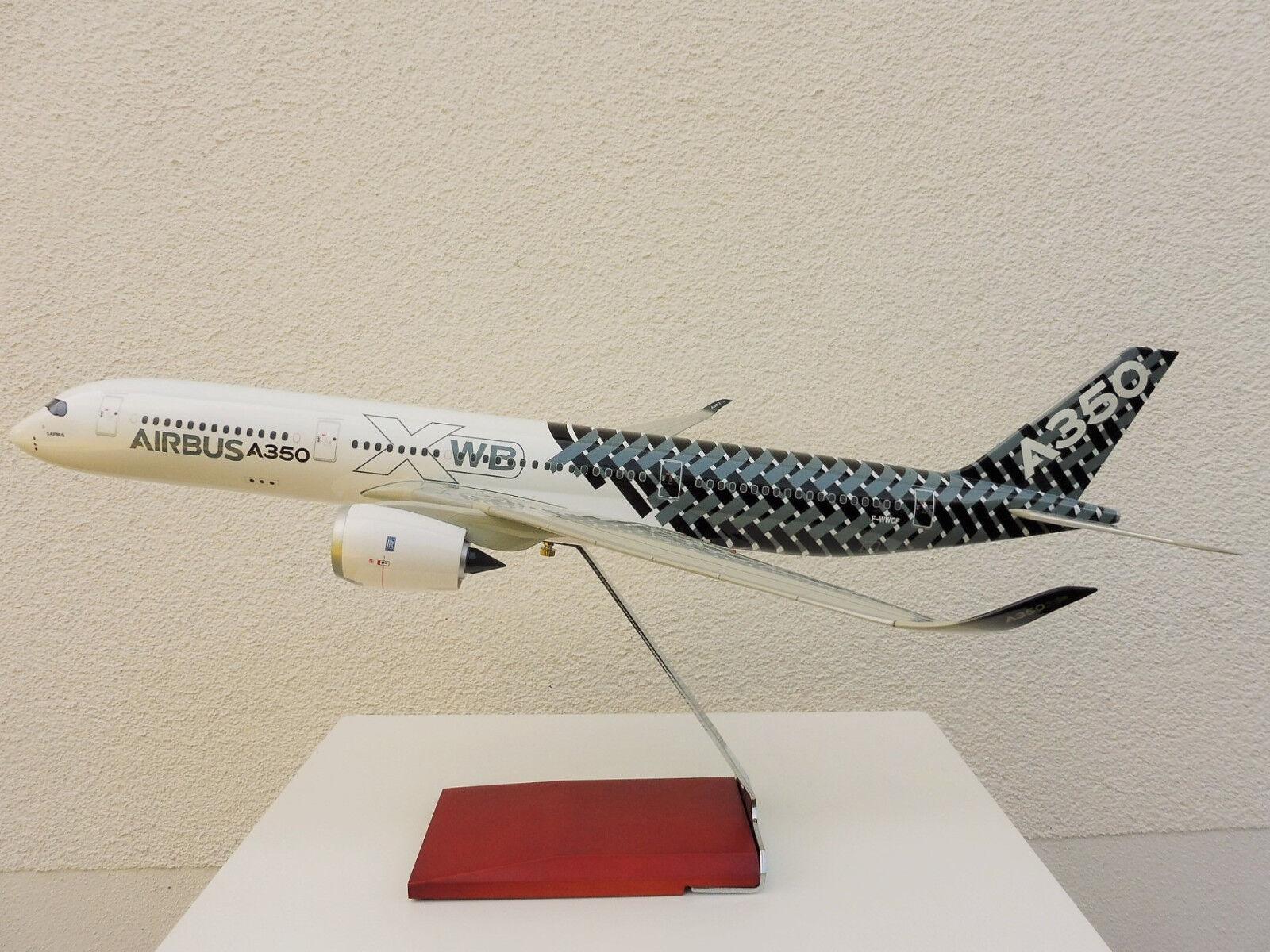 Airbus A350-900 XWB CARBON LIVERY 1 100 SkyMarks SKR8804 A350XWB A 350 A350