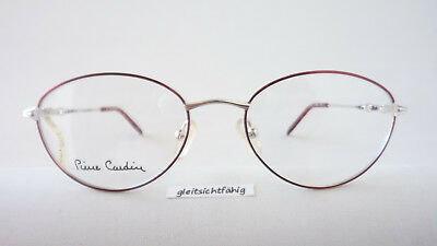 Brillenfassungen Damen-brillen Brille Pierre Cardin 8599 52-18 Rot Leicht Gr. M