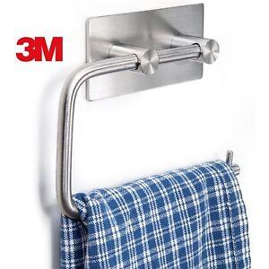 Toilettenpapierhalter-Edelstahl-Klopapierhalter-Klorollenhalter-ohne-bohren-WC