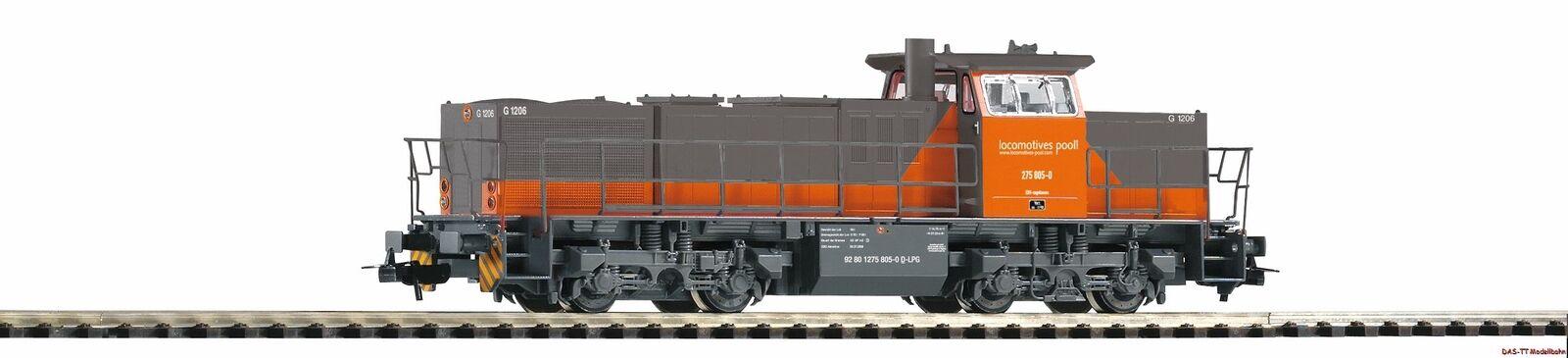 H0 Diesellok G1206 Lokomotiv pool Ep.VI Piko 59920 Neu Herregud