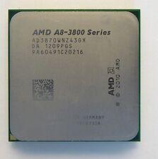 AMD A8-3870K Unlocked Llano Quad-Core 3.0 GHz Sockel FM1
