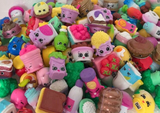 SHOPKINS Season 6 RANDOM 10 PC Lot 3 RARE & 7 COMMON Chefs Club ~ No Duplicates