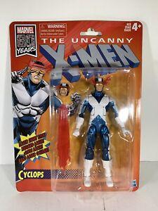 Cyclops-Sealed-6-034-series-figure-Marvel-Legends-Retro-Uncanny-X-Men-In-Hand