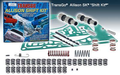 SHIFT KIT 2005-10 T116169G ALLISON 1000 2000 2400 GM 6 SPEED GAS /& DIESEL