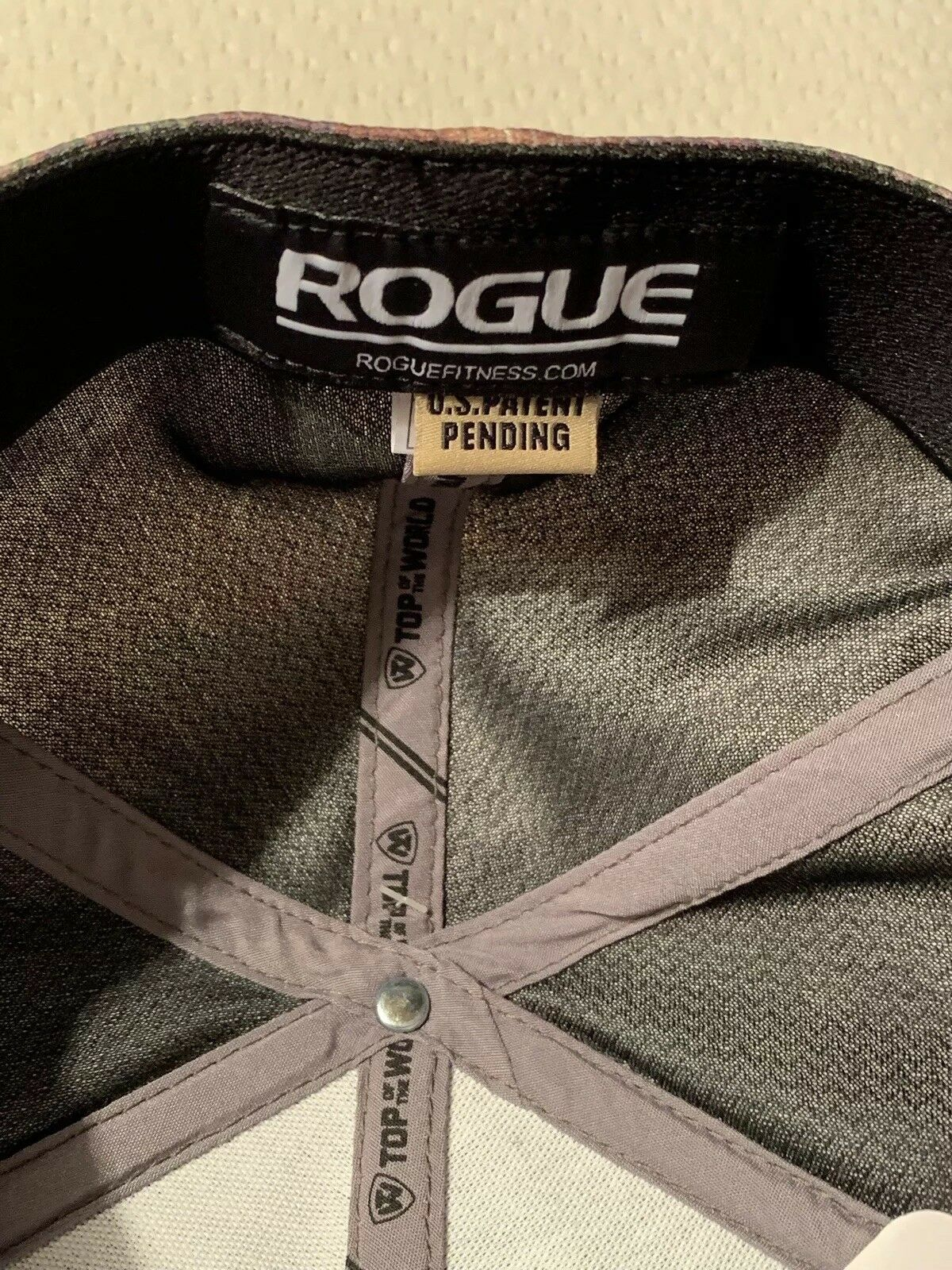 Rogue Fitness Froning Crossfit Real Tree Camo Baseball Hat Cap *R R* New w// Tags