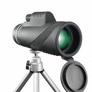 40x zoom optisch spektiv teleskop objektiv m tripod halterung bak4 ebay. Black Bedroom Furniture Sets. Home Design Ideas