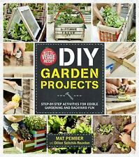 Item 1 The Little Veggie Patch Co DIY Garden Projects Easy Activities For Edible Gard