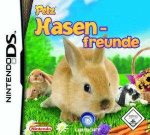 Nintendo-DS-Petz-Hasenfre-amp-e-DE-mit-OVP