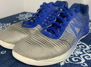 Reebok Nano 7 CrossFit Blue Men's Sneakers Size 11 BS8347 Training Shoes