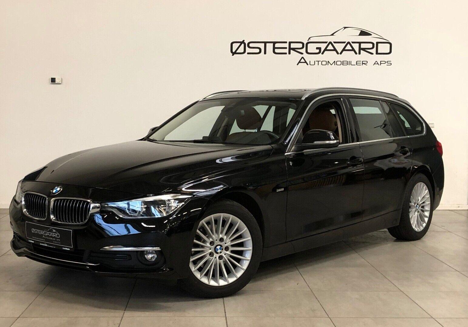 BMW 320d 2,0 Touring Luxury Line aut. ED 5d - 319.900 kr.