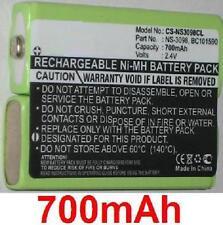 Batterie 700mAh type BC101590 NS-3098 Pour Siemens Gigaset 3010 Pocket
