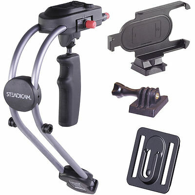 Steadicam Smoothee Kit with GoPro Hero and iPhone 5 Mounts Kit (APPLIP5+GOPRO)
