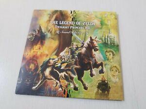 Nintendo The Legend of Zelda Twilight Princess HD Sound Selection Music CD Japan