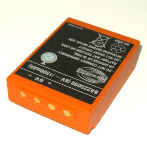BA225000 6 V 2100 mAh linus 6 spectrum 1 2 A B eco ORIGINAL AKKU HBC BA225030