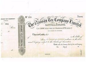Nassau-Bahamas-Tea-Company-18xx-SPECIMEN-rare