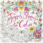 Joyous Blooms to Color by Eleri Fowler (Paperback, 2016)