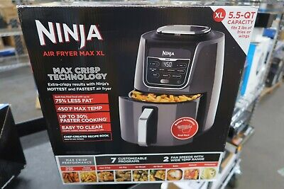 Ninja Af161 Max Xl Air Fryer With 5 5 Quart Ebay