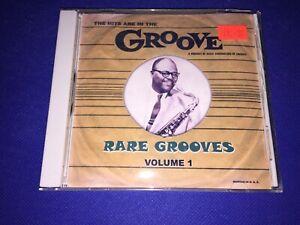 Rare-Grooves-Volume-One-CD-Album-US-Import-AMO