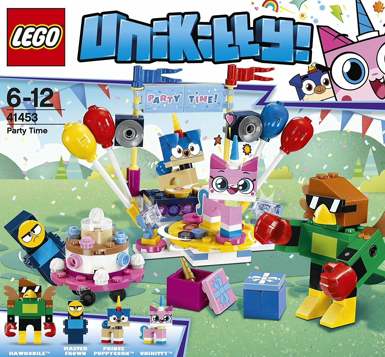 LEGO Unikitty Party Time 41453, brand new & sealed